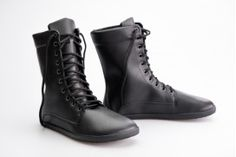 Shoes and boots designed by physiotherapists. Barefoot Boots, Black Ballerina, Minimalist Shoes, Shoe Last, Ankle Shoes, Vegan Shoes, Designer Boots, Winter Shoes, Shoe Brands