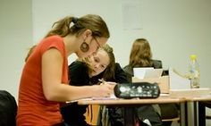 No grades, no timetables: Berlin school turns teaching upside down. Check out the challenge class!