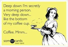 Sometimes you have to dig deep down to wake up! #MrCoffee #WakeUp #MorningCoffee