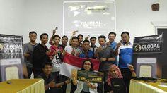 World Team Global Intergold Indonésia.