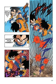 Read Dragon Ball Full Color - Saiyan Arc Chapter 34 Page 7 Online For Free