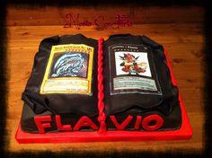 yu gi oh cake