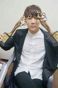 Sunggyu Infinite Seoul Music Awards 2015
