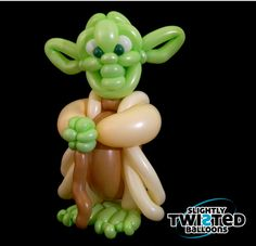 Looking for awesome Balloon Animals and fun birthday party ideas in Portland OR? Slightly Twisted Balloons is Portlands premier family entertainer! Star Wars Balloons, Superhero Balloons, Balloon Movie, Balloon Face, Sculpture Art, Sculptures, Balloon Animals, Backdrops For Parties, Bar Mitzvah
