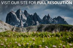 Stunning Mountain & Terrain Photographs by Giuseppe Ghedina | CrispMe
