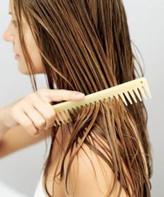 Wide tooth combs are perfect for any hair type. Great for after the shower comb out.