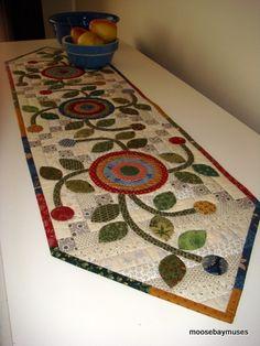 Moose Bay Muses - a Kim Diehl pattern
