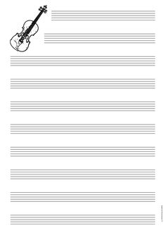 Papier pour Vos partitions :)