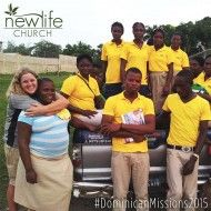 Dominican Missions Trip 2015