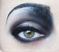 1920s makeup tutorial