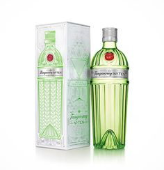 Tanqueray No. TEN Gift Pack on Packaging of the World - Creative Package Design Gallery