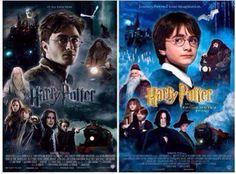 Harry 7 vs Harry 1