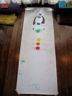 Yoga for Kids: Drawing Our Chakras, good descriptions of the chakras