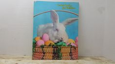 Easter Stories for kids, 1962, An Ideals Publication by RandomGoodsBookRoom on Etsy