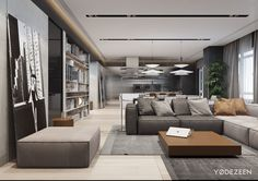 """Check out this @Behance project: """"Strong interior with a gentle look"""" https://www.behance.net/gallery/44672379/Strong-interior-with-a-gentle-look"""