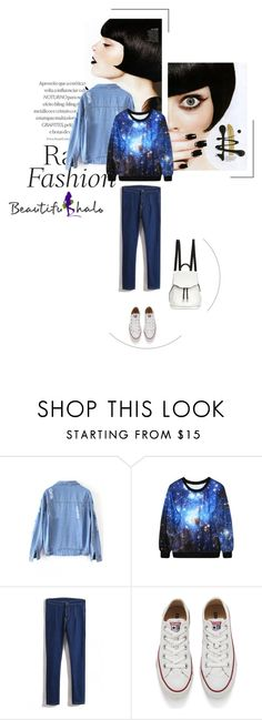"""""""Untitled #581"""" by mirelagrapkic ❤ liked on Polyvore featuring Converse, rag & bone, women's clothing, women, female, woman, misses and juniors"""