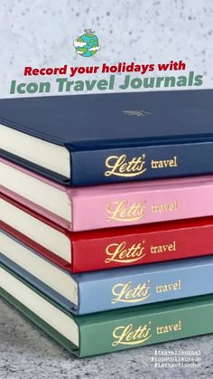 Complete with all your journey essentials from world time zone maps, city information to even a page for all your favourite places to eat and much more, all on premium fountain pen friendly paper. Choose your favourite Travel Journal at lettsoflondon.com #traveljournal #travelgram #travelblogger #travelstories #traveldiary #traveladdict #traveler #traveller #travelling #wanderlust #iconcollection