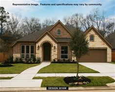 Rancho Sienna - Now Open: Design Perry Homes, Plan Design, Home Builders, Building A House, Floor Plans, Mansions, House Styles, Home Decor, Luxury Houses