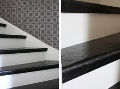 A very good idea for stairs. Mattress, My House, New Homes, Stairs, Interior Design, Bed, Blogg, Inspiration, Furniture