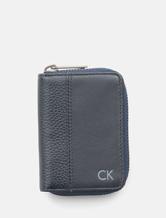 7415dd3b3 Calvin Klein Zip Card Holder Wallet Zip Wallet, Card Wallet, Zip Around  Wallet,