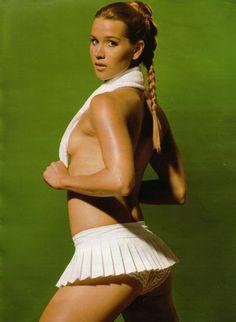 hot tennis players