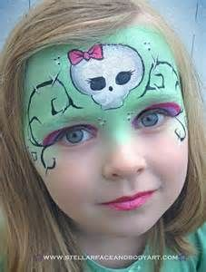 monster high face painting - Bing Images