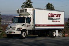 #Hinorefrigeratedtrucks #bentleytruckservices #rentaltrucks #leasetrucks
