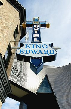 King Eddy Studio Bell Calgary Alberta National Music Centre