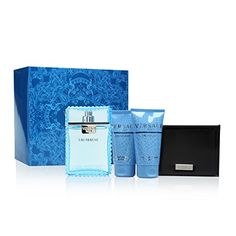 Versace Man Eau Fraiche by Versace for Men 4 Piece Set Includes: 3.4 oz Eau de Toilette Spray + 1.7 oz After Shave Balm + 1.7 oz Bath & Shower Gel + Versace Wallet - http://www.theperfume.org/versace-man-eau-fraiche-by-versace-for-men-4-piece-set-includes-3-4-oz-eau-de-toilette-spray-1-7-oz-after-shave-balm-1-7-oz-bath-shower-gel-versace-wallet/