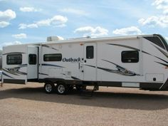 2013 #KEYSTONE OUTBACK 298RE Located on I-90 in Summerset, South #Dakota, in between #RapidCity and #Sturgis. #Campers & #RV