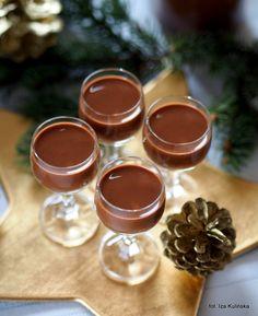 Na święta musi być coś dobrego do wypicia. Kieliszek albo mała szklaneczka słodkiego napitku z lodem, w ramach deseru, poprawi humor każdemu... Christmas Cocktails, Christmas Time, Recipies, Pudding, Food, Google, Kitchens, Refreshing Drinks, Virgin Cocktails