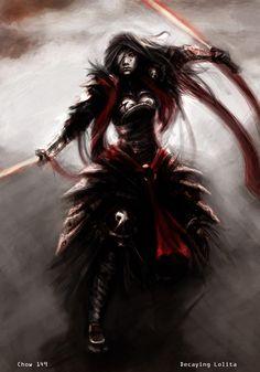 Female Sith Lord