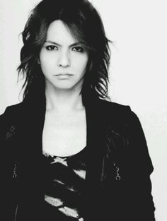 my inspiration from music HYDE from L'Arc~en~Ciel