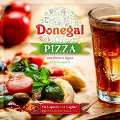 "Donegal Cagliari ""La qualità della Pizza Irish al gusto della Sardegna""  Via Caprera 7/11 Cagliari  #pizza #quality #irish #beer #pub #sardinia #good #life #movida #cagliari #food #drink #donegal #night #love #people #casteddu #italy #instapizza #pizzeria #cocacola #style #tomato"