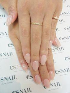 """Manicure de Novia estilo """"cat nails"""""""
