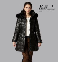 Free Shipping KADESON Brand Red/Black/Brown Good Quality Fashion Women Down Jackets  Winter Thicken Down jackets Women Plus Size $138.00