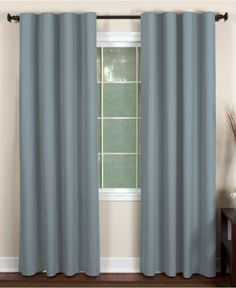 "Elrene Cachet 52"" x 108"" Panel - Curtains & Drapes - For The Home - Macy's $37.99"