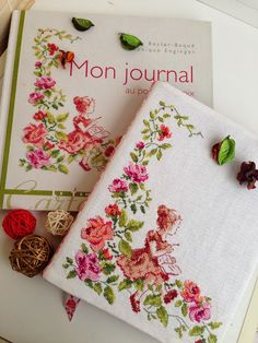 Lavender Summer: Cover to notepad