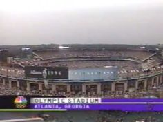 NBC Sports coverage of the 1996 Summer Olympic Games.