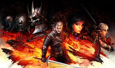 The  SEVENTH SON  The Witcher-Wild Hunt by YamaOrce on DeviantArt