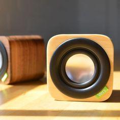 Bamboo Bluetooth Speaker  $120