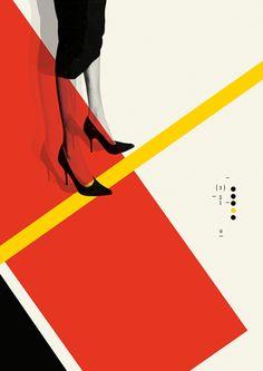 Cristiana Couceiro - collages numériques