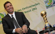 Ronaldo il Fenomeno: Quando arrivai in Spagna cera Vicente Del Bosque... #realmadrid #ronaldo #fenomeno