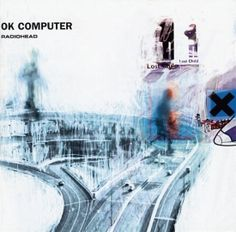 'OK Computer', by Radiohead. One of the best albums of the 1990s. A great artwork as well.