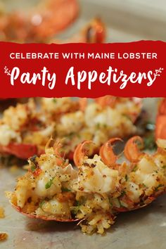 These delicious lobster-filled appetizers will make the first course the hit of the evening. Get recipes and cooking tips to make these crave-worthy bites at home.