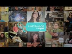 Handmade at Amazon ~ Handmade at Amazon is a new store on Amazon.com for invited artisans to sell their unique, handcrafted goods to our hundreds of millions of customers worldwide.