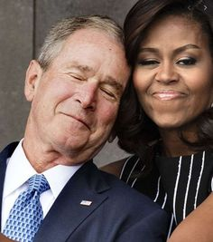 """Sandy Garossino on Twitter: """"Just leaving this here as a placeholder for Tuesday.… """" Bush Family, Obama And Biden, Michelle Obama, Shit Happens, Twitter, Tuesday"""