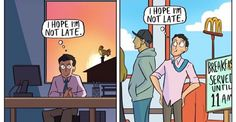 6 too-real #comics show what happens when #work gets too heavy - light relief :) http://www.upworthy.com/6-too-real-comics-show-what-happens-when-work-gets-too-heavy #funny