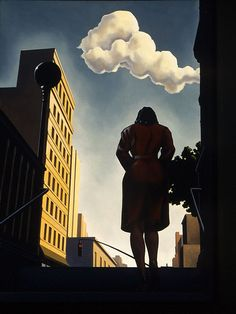 Kenton Nelson, Miss Otis Takes Flight