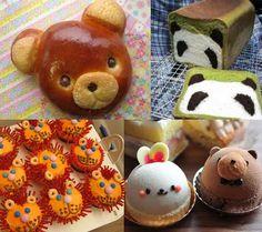 Pães criativos no Japão 21